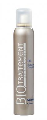 BioTraitement huile cheveux frisés