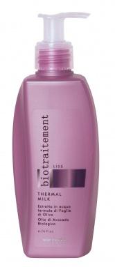 BioTraitement lait thermal pour cheveux lissés