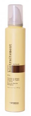 Biotraitement Repair huile non grasse cheveux secs