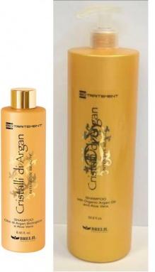 BioTraitement shampooing à l'Argan Bio et à l'Aloé Vera