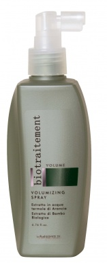 Biotraitement spray volumisant sans gaz