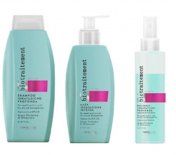 box'amoiselle Biotraitement hydratation cheveux secs