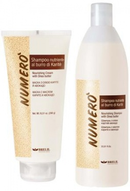 Numero shampooing nourissant karité et avocat
