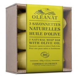 Savonnette naturelle huiled'olive bio