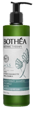 shampooing Naturel BOTHEA 300 ml cheveux secs PH5,5