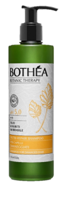 shampooing Naturel BOTHEA 300 ml cheveux secs traités PH5