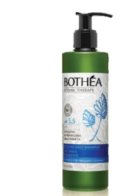 Shampooing Naturel BOTHEA 300 ML usage fréquent PH5,5