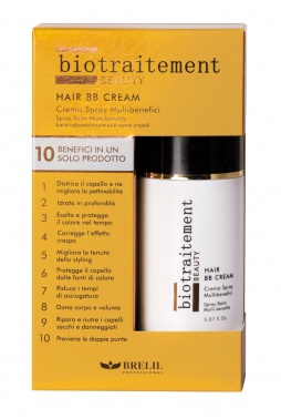 Hair BB cream 10 usages en un seul produit