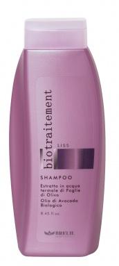 BioTraitement shampooing cheveux lissés