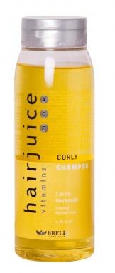 Hair Juice shampooing cheveux bouclés