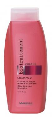 Shampooing Déjaunisseur cheveux colorés